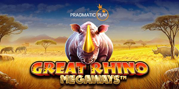 Great Rhino Megaways Review