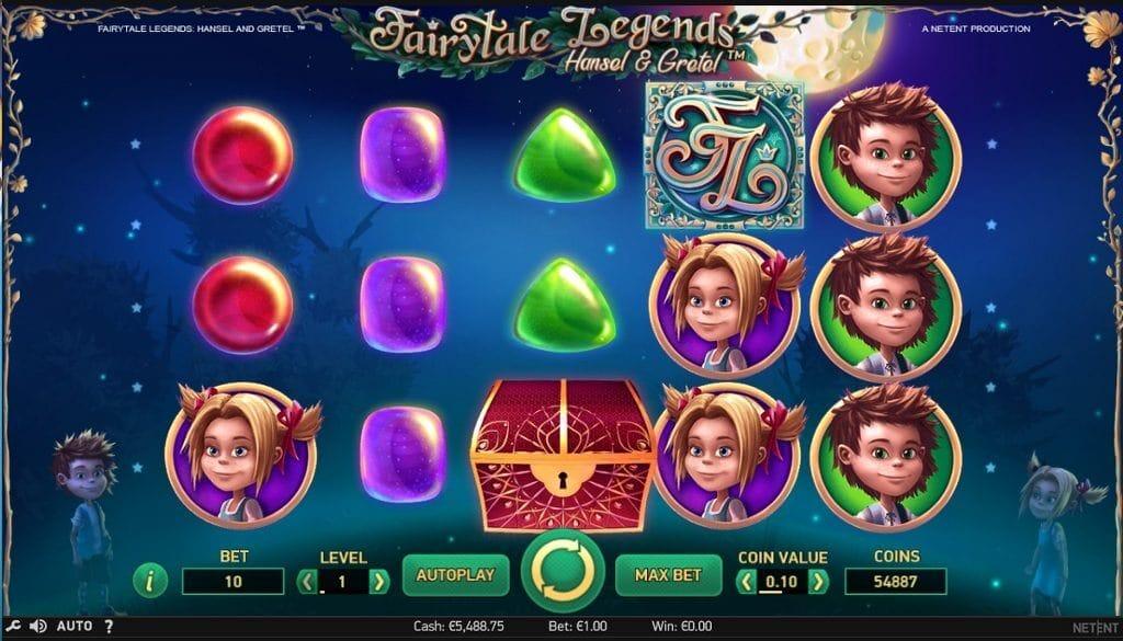 Hansel and Gretel Slot Bonus