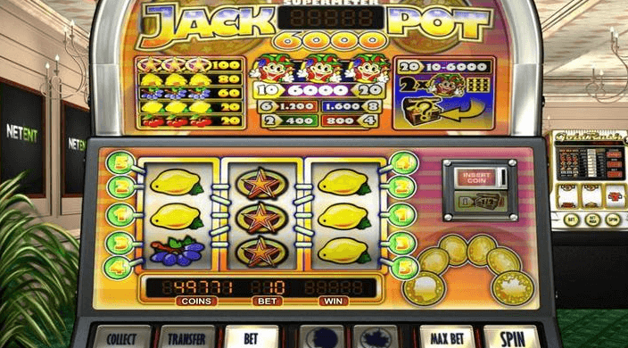 Jackpot 6000 Slot Gameplay