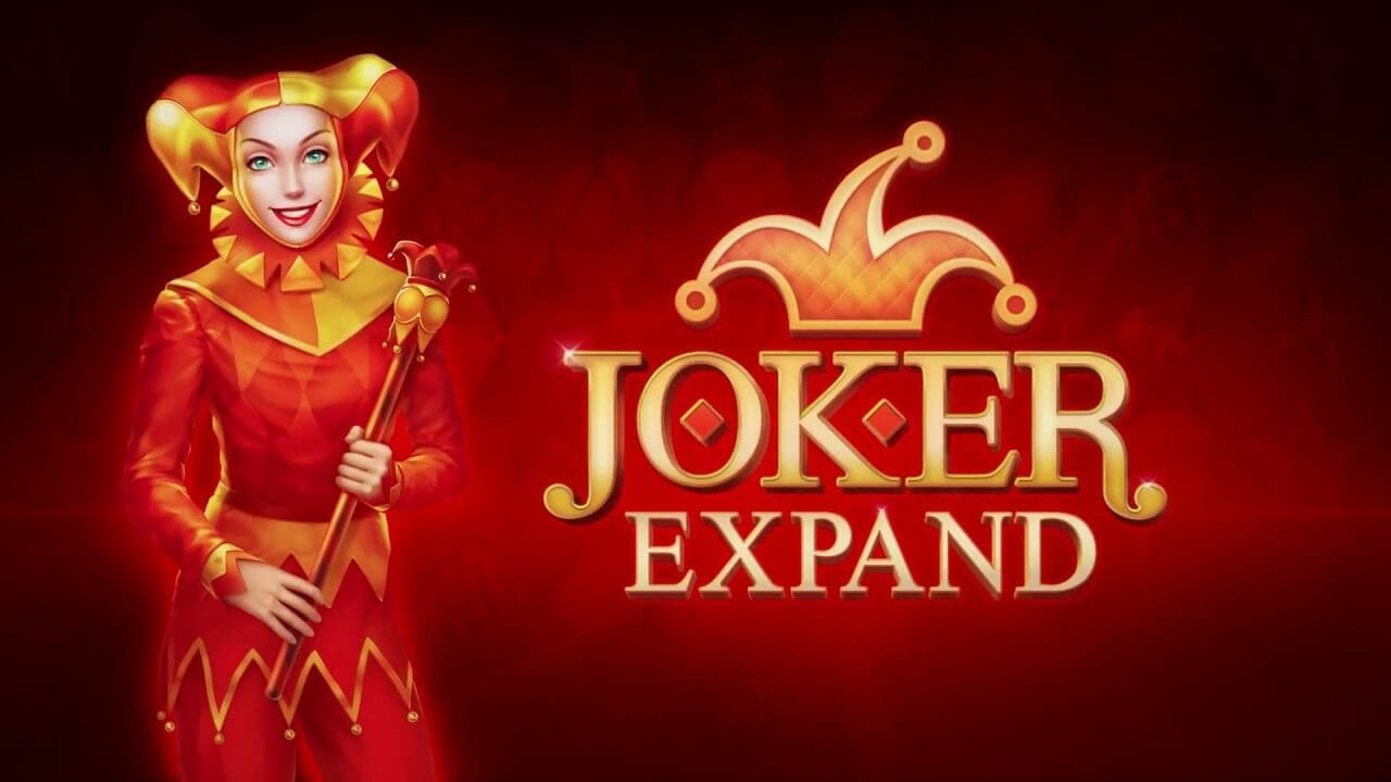 joker expand 40 lines casino game