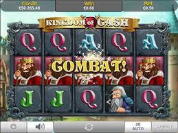Kingdom of Cash Jackpot Gameplay