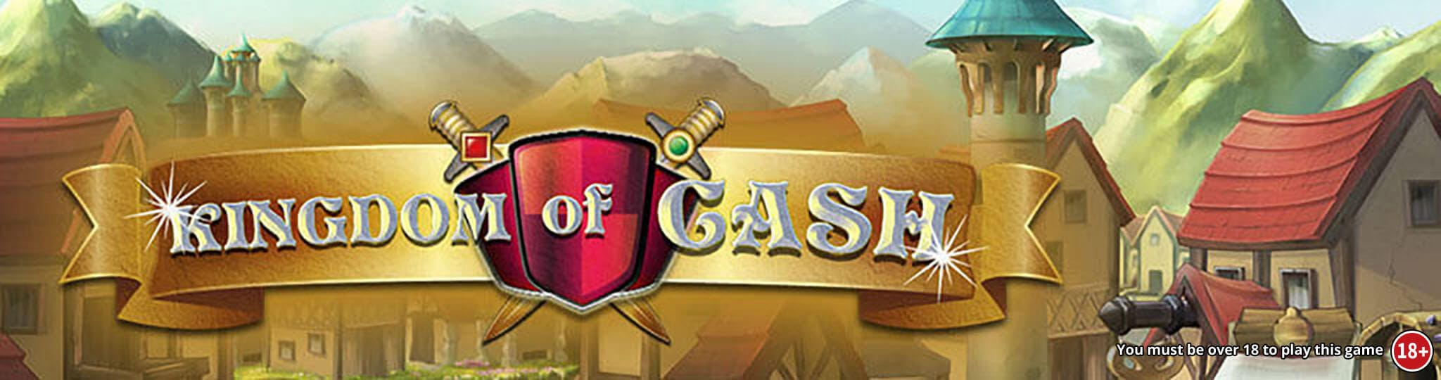 Kingdom of Cash Slot Review