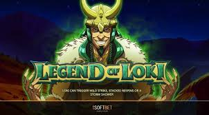Legend of Loki Slot Review