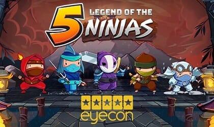 Legend of the 5 Ninjas Review