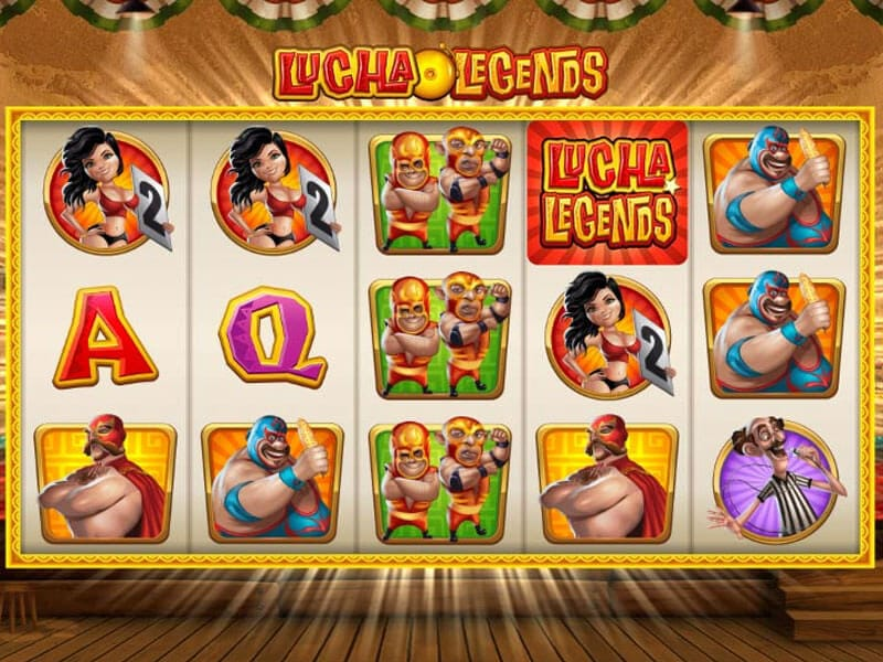 Lucha Legends Bonus
