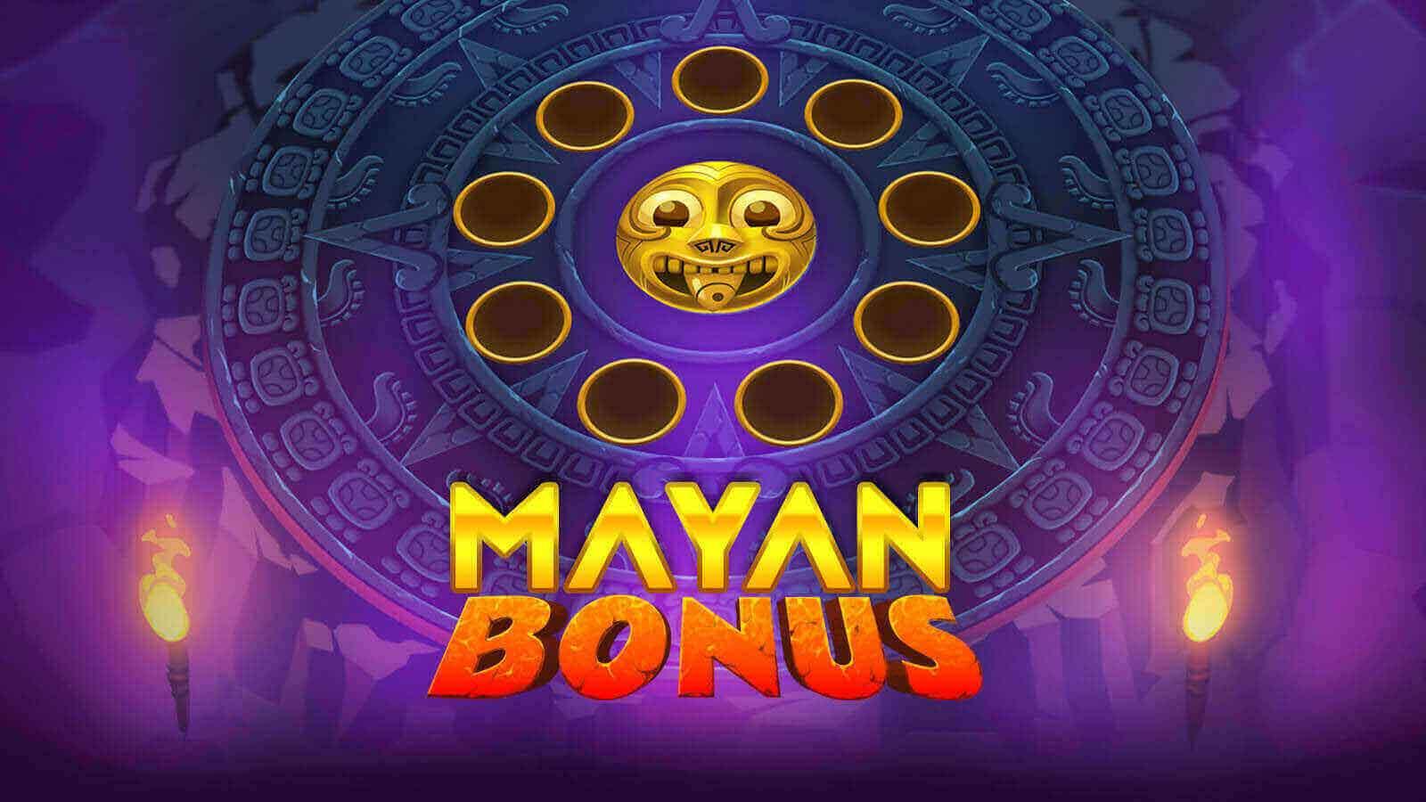 Mayan Bonus Slot Review