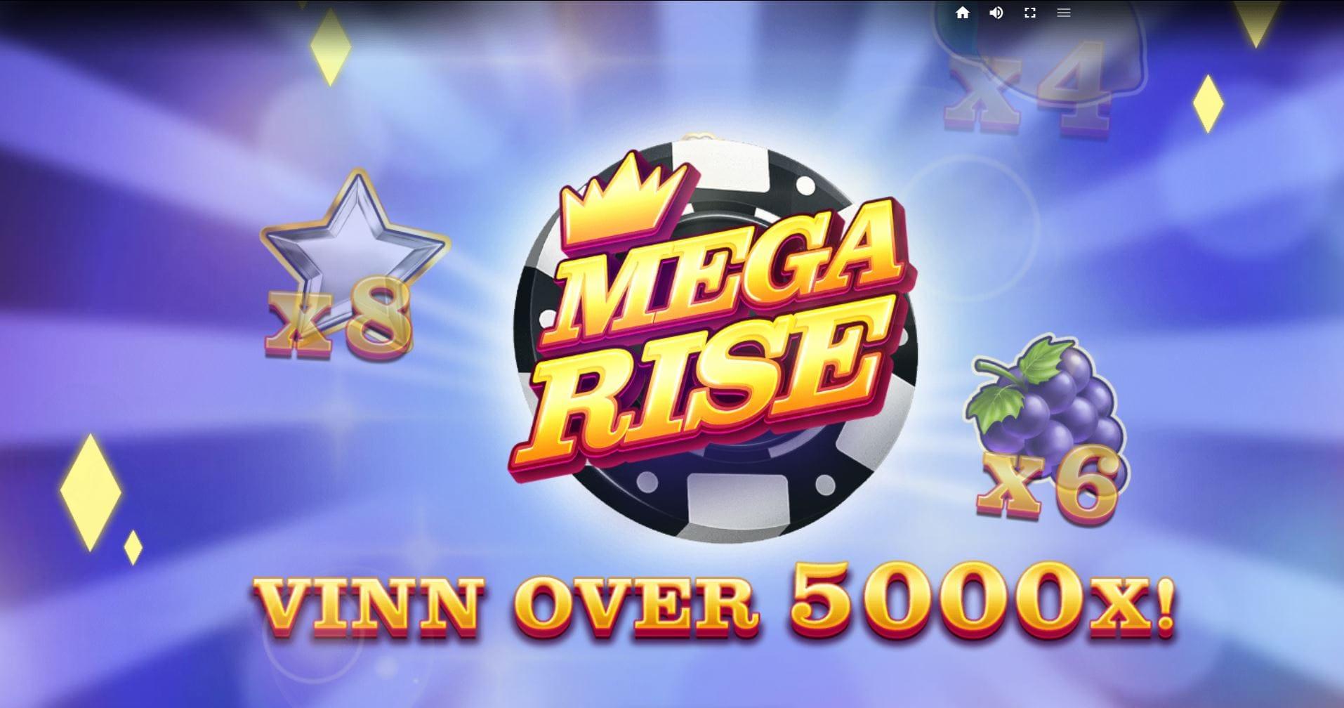 mega rise main barbados bingo