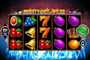 Mighty Hot Wilds Slot Bonus