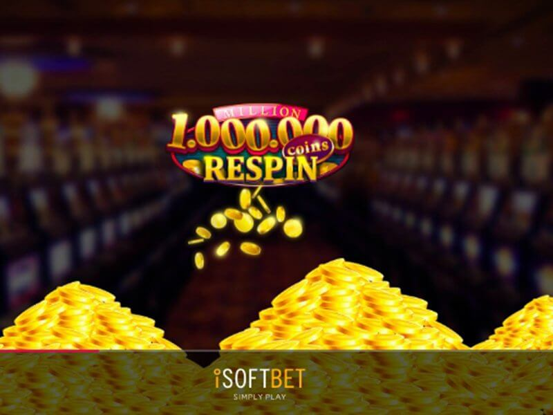 Million Coins Respin Slot Review