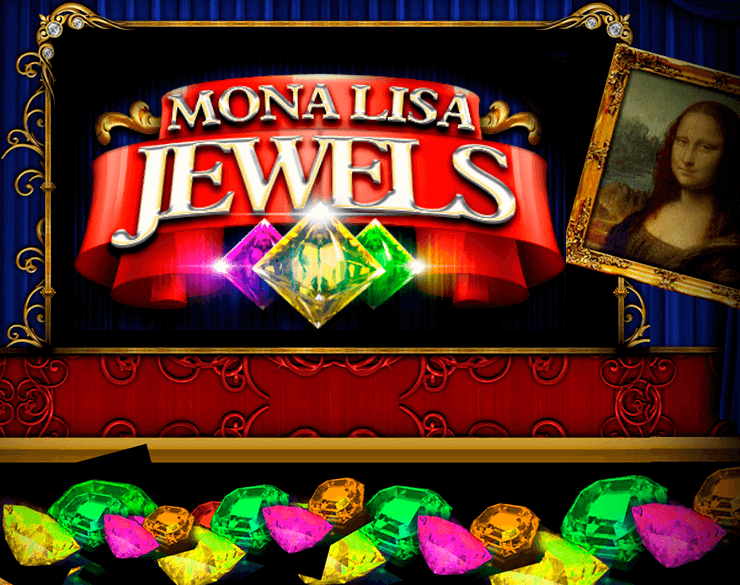 Mona Lisa Jewels Slot Review