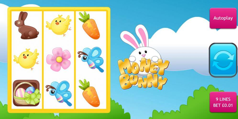 Money Bunny Slot Bonus