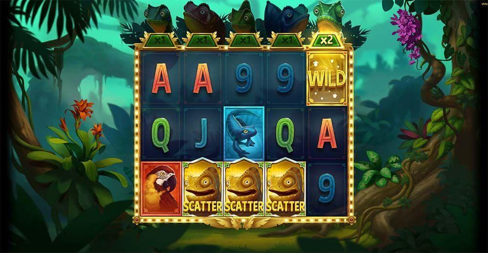 MultiFly Slot Gameplay