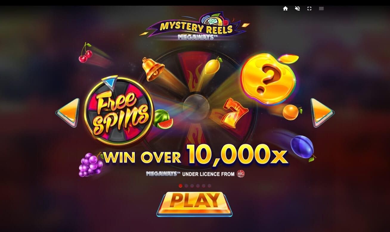 Mystery Reels MegaWays Slot Bonus
