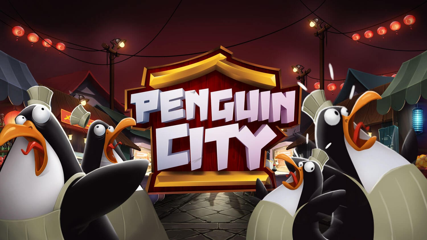 Penguin City Review
