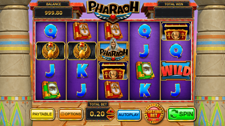 Pharaoh Bonus