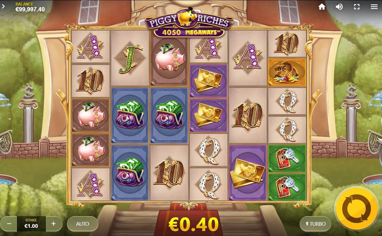 piggy riches megaways barbados bingo slot