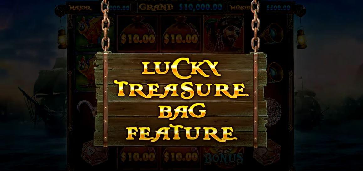 Pirate Gold Slot Bonus