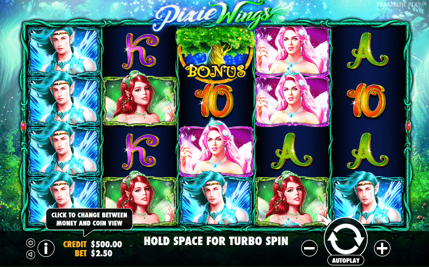 pixie wings bet online