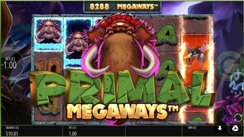 Primal Megaways Review