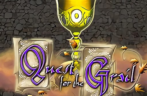 Quest for the Grail Logo