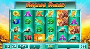 Raging Rhino Bonus