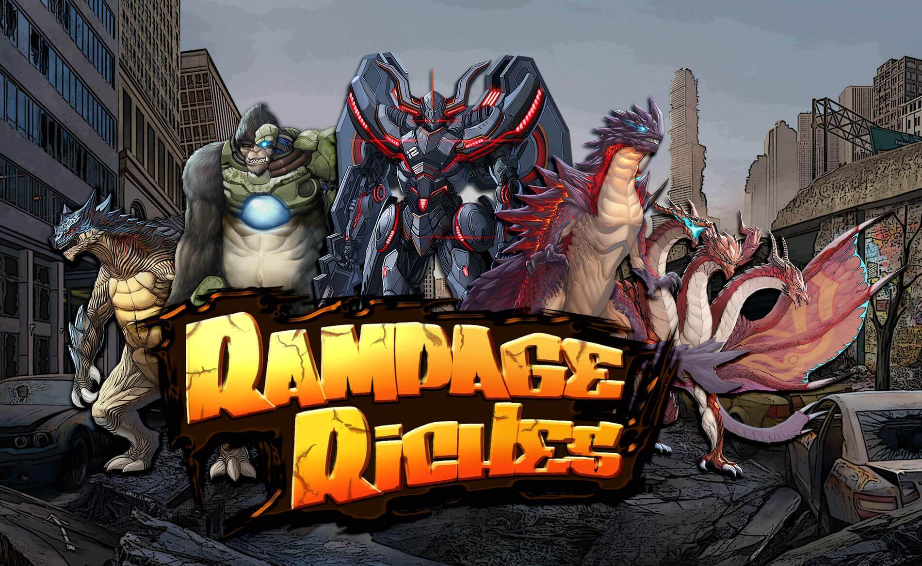 Rampage Riches Review