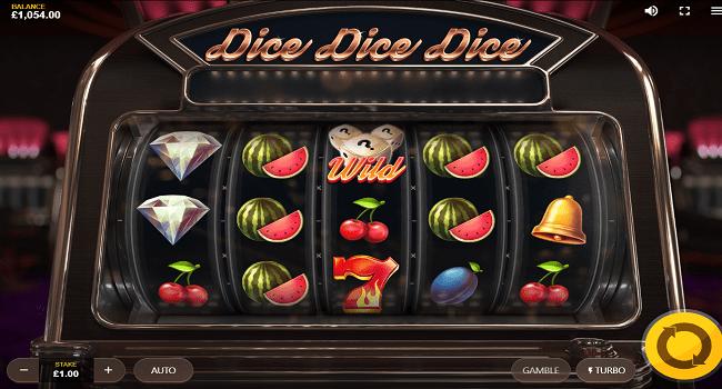 Dice Dice Dice Slots Online