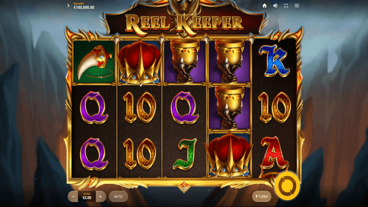 Reel Keeper Slot Gameplay
