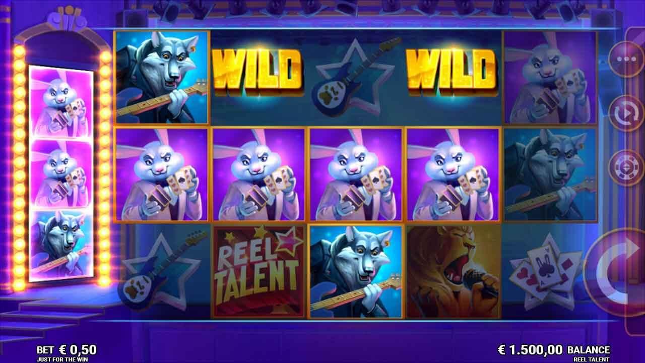 Reel Talent Gameplay