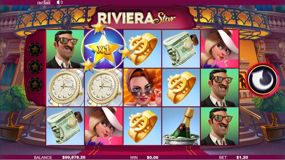 Riviera Star Free Slots