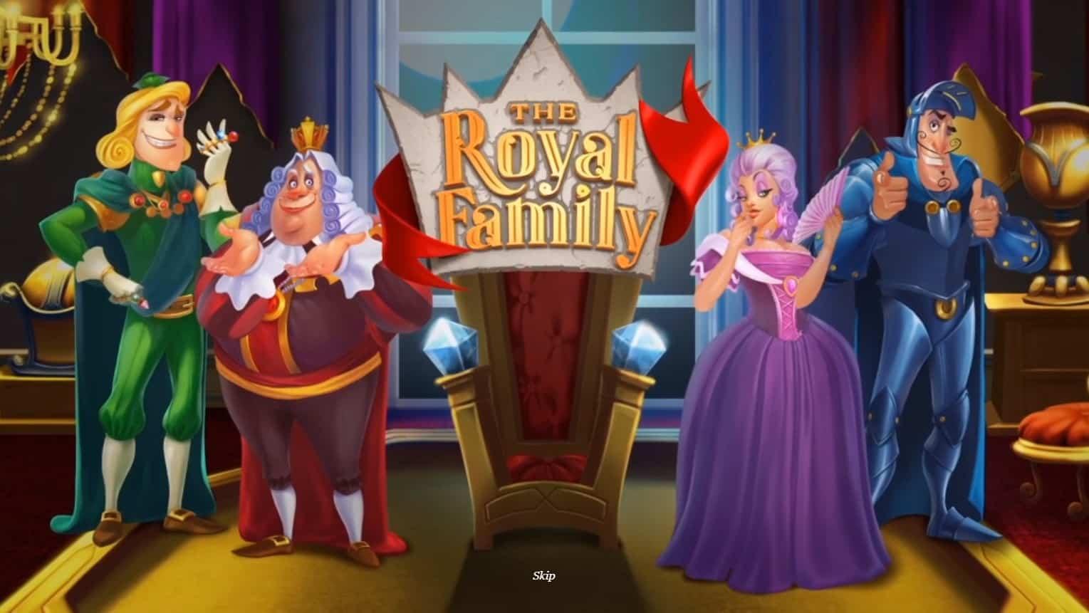 Royal Family Review
