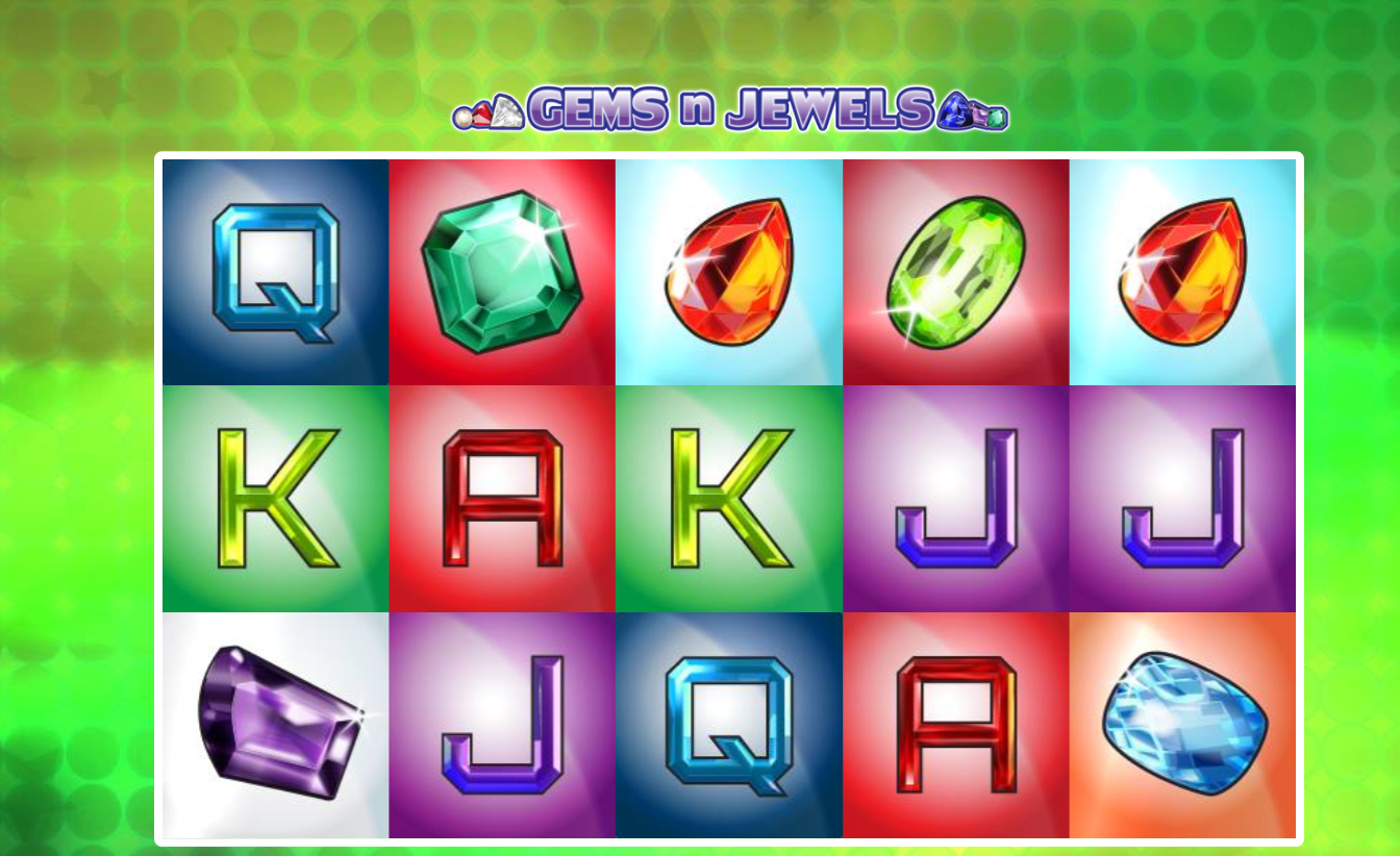 gems n jewels game play online