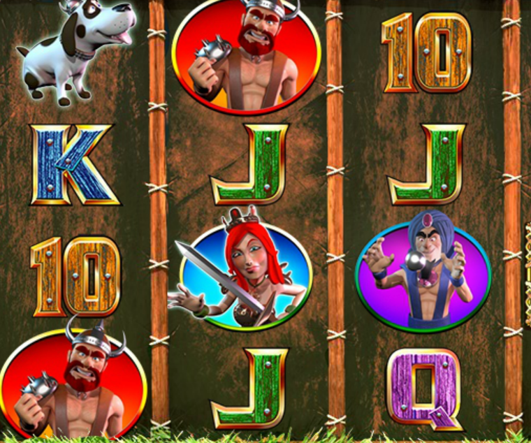 viking fire game slots play