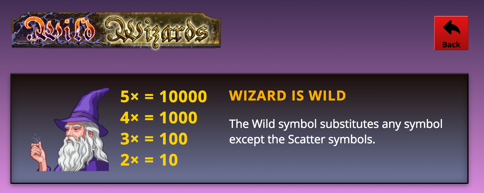wild wizards game online help