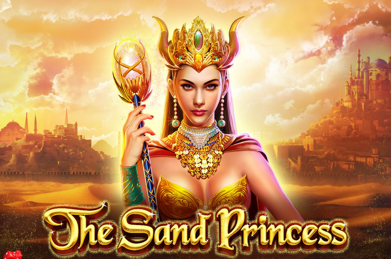 sand princess game online