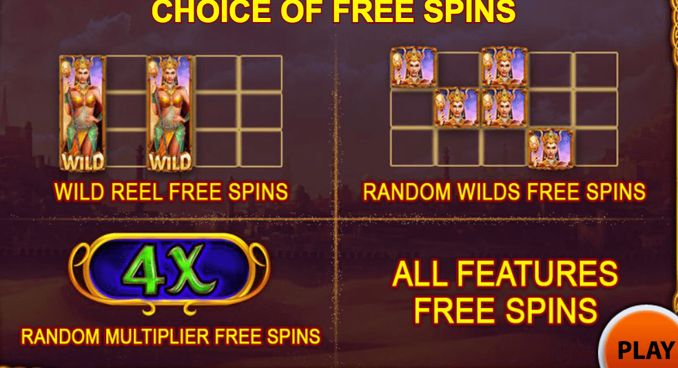 sand princess slots play