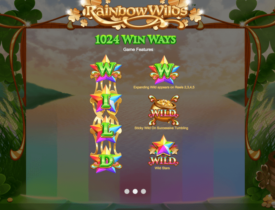 rainbow wilds game help