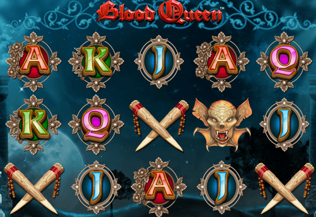 blood queen online game slots