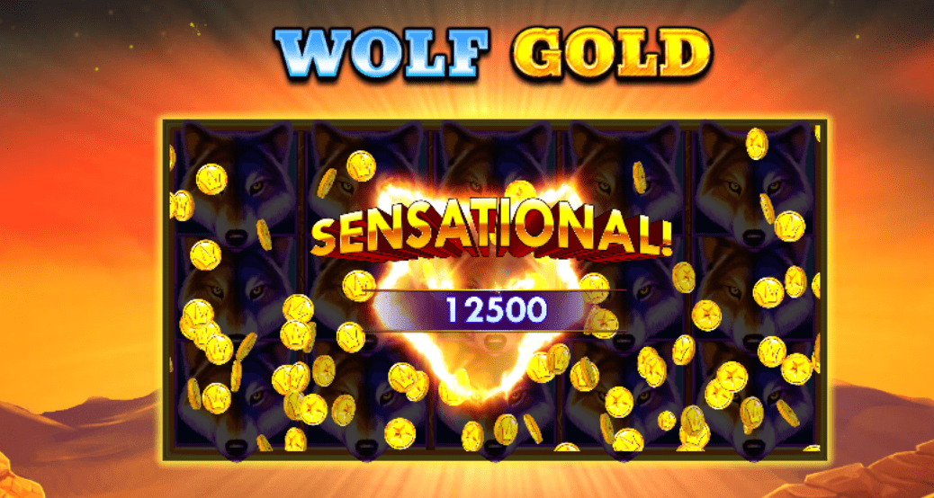 wolf gold game slots bets online