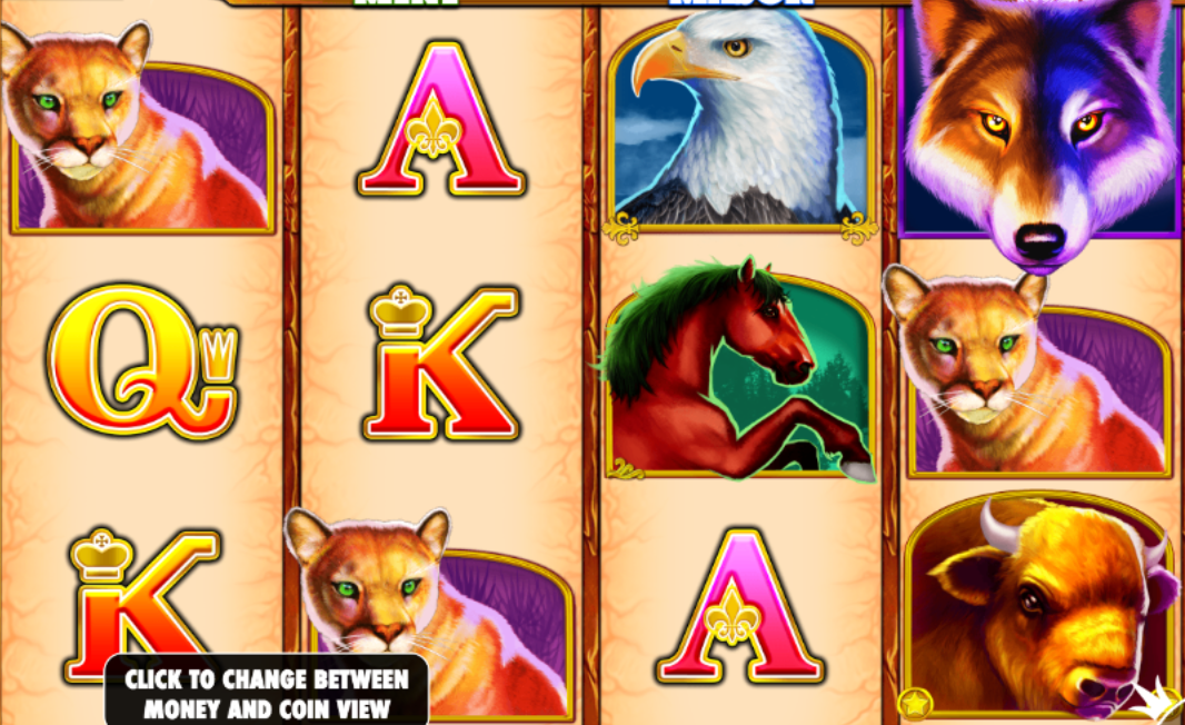 wolf gold game bets slots