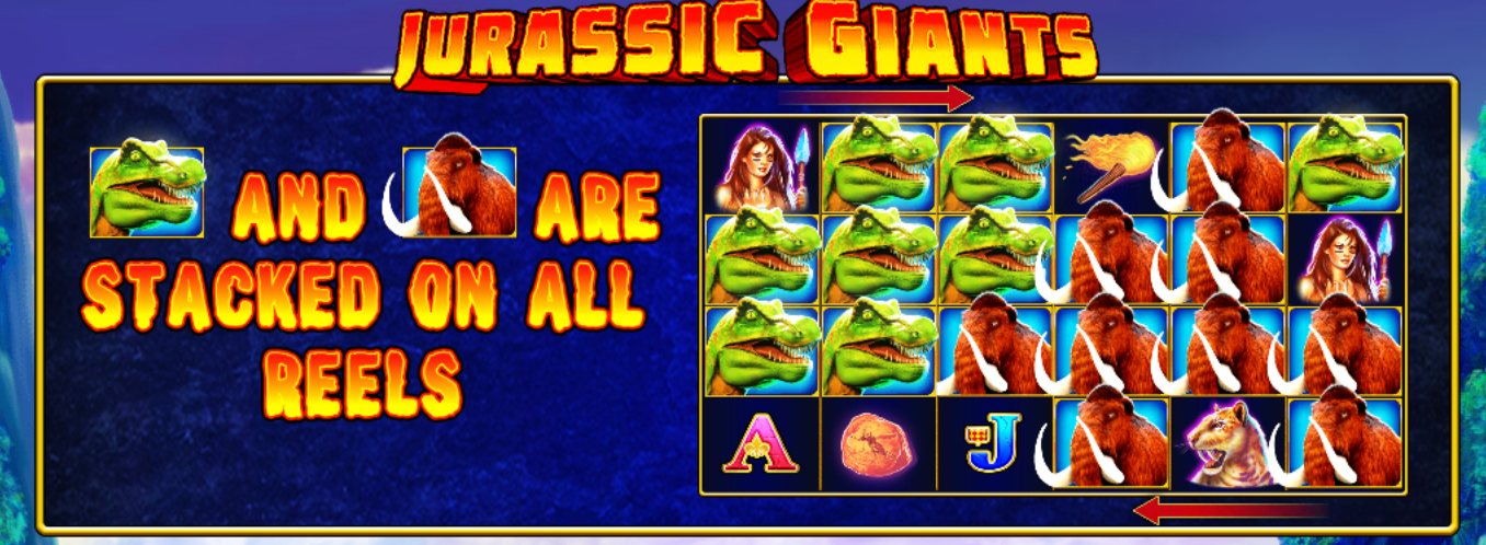 jurassic giants game play online