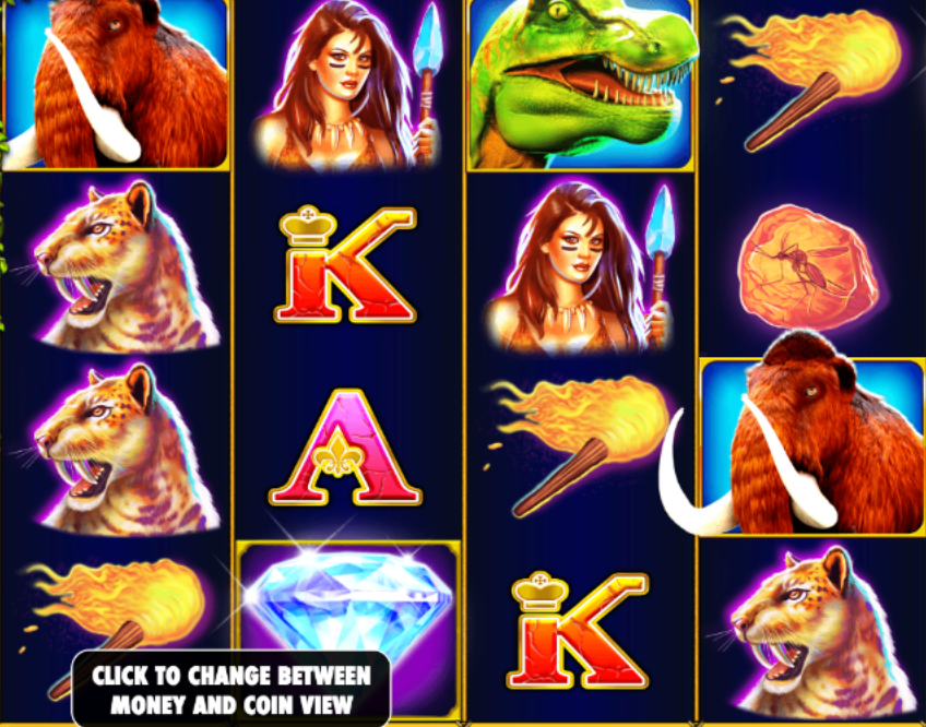 jurassic giants game slots online
