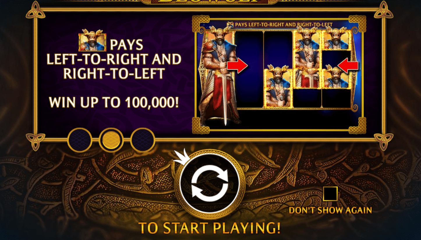 beowulf game slots