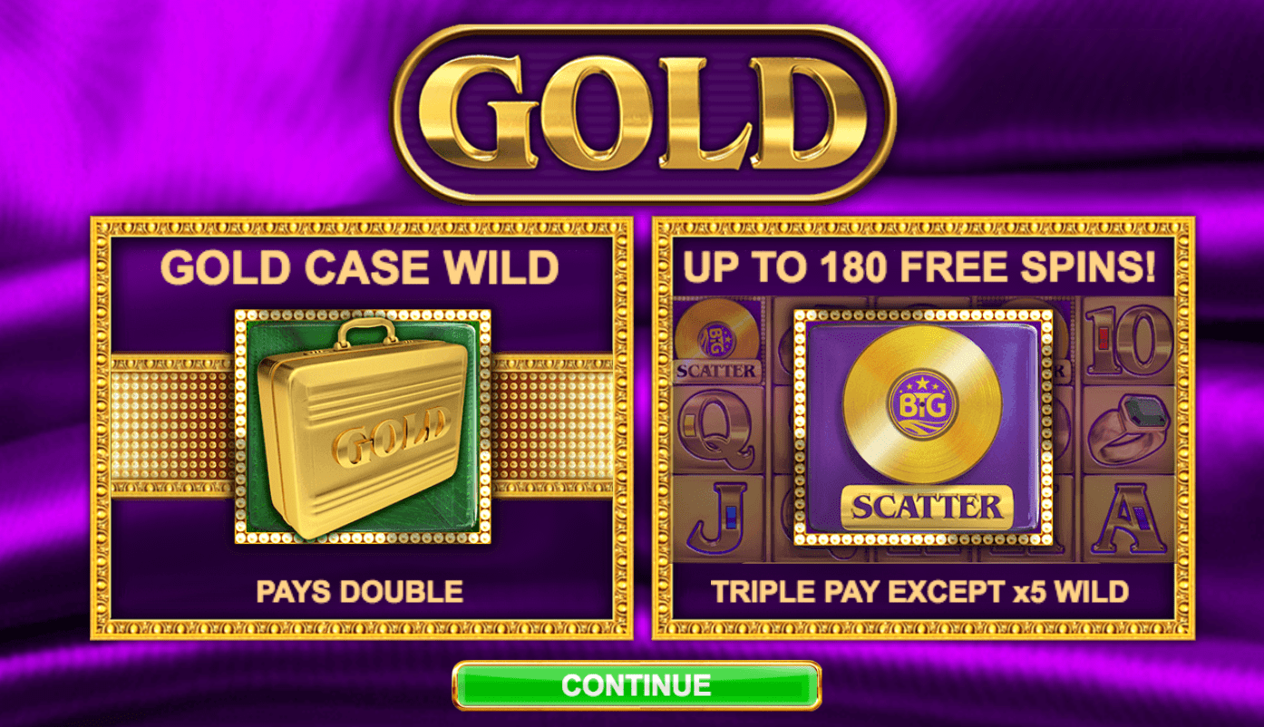gold slots online
