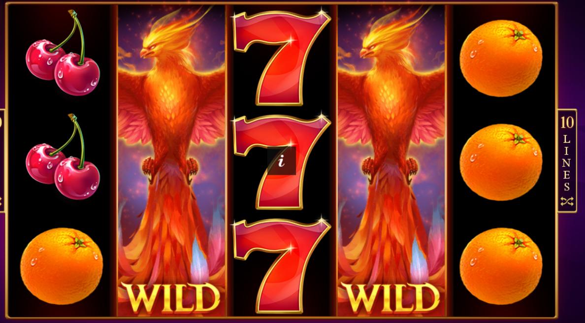 casino phoenix fire online