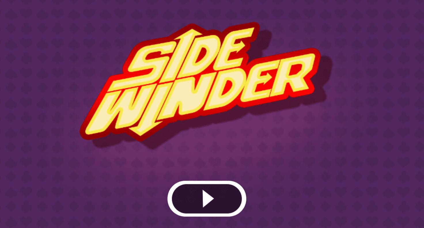 sidewinder slots game microgaming