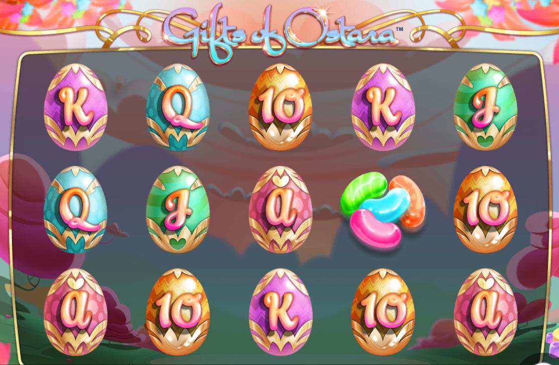 gifts of ostara online casino game