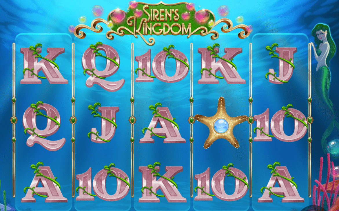 siren's kingdom game online