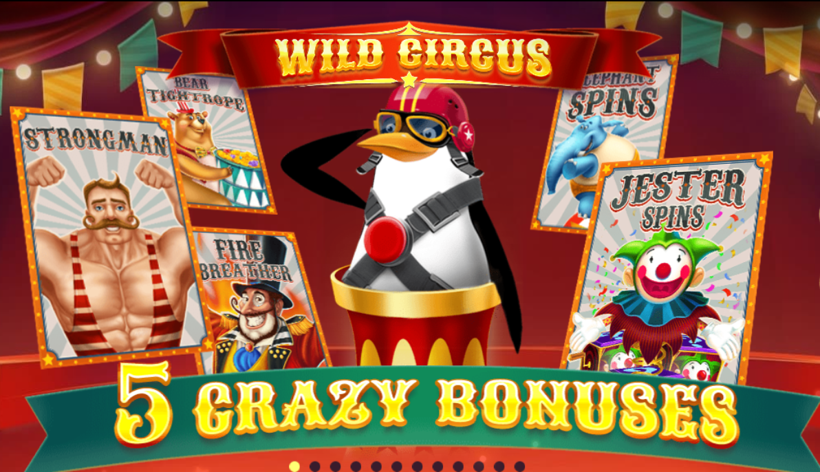 wild circus game online casino