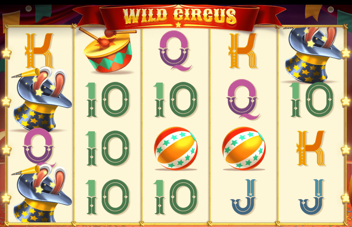 wild circus game slots online play